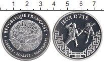 Изображение Монеты Европа Франция 1 1/2 евро 2006 Серебро Proof
