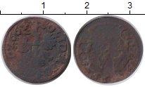 Изображение Монеты Польша 1 солид 1664 Медь VF