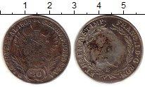 Изображение Монеты Европа Австрия 20 крейцеров 1805 Серебро VF