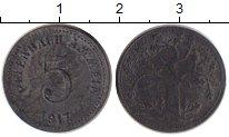 Изображение Монеты Германия : Нотгельды 5 пфеннигов 1917 Цинк XF Оффенбах