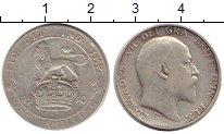Изображение Монеты Европа Великобритания 1 шиллинг 1910 Серебро VF