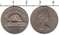 Изображение Монеты Канада 5 центов 1984 Медно-никель XF