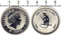 Изображение Монеты Австралия и Океания Австралия 50 центов 2004 Серебро Proof-