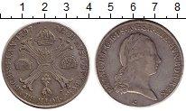 Изображение Монеты Габсбург 1 талер 1797 Серебро XF-