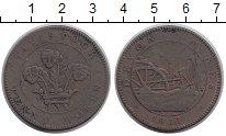Изображение Монеты Европа Великобритания 1 пенни 1811 Медь VF