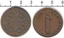 Изображение Монеты Италия Неаполь 200 писо 1799 Медь VF