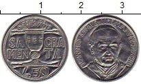 Изображение Монеты Ватикан 50 лир 1993 Медно-никель UNC-