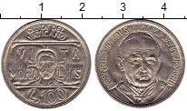 Изображение Монеты Европа Ватикан 100 лир 1993 Медно-никель UNC