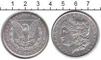 Изображение Монеты США 1 доллар 1897 Серебро XF-