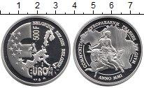 Изображение Монеты Бельгия 500 франков 2001 Серебро Proof