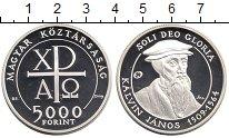 Изображение Монеты Венгрия 5000 форинтов 2009 Серебро Proof