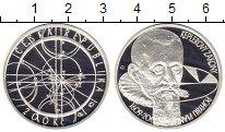 Изображение Монеты Европа Чехия 200 крон 2009 Серебро Proof-