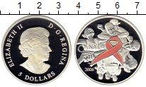 Изображение Монеты Северная Америка Канада 5 долларов 2006 Серебро Proof