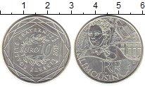 Изображение Монеты Европа Франция 10 евро 2012 Серебро UNC-
