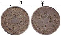 Изображение Монеты Турция 20 пара 1860 Серебро VF