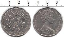 Изображение Монеты Австралия и Океания Австралия 50 центов 1982 Медно-никель UNC-
