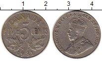 Изображение Монеты Канада 5 центов 1931 Медно-никель XF- Георг V