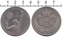Изображение Монеты Новая Зеландия Ниуэ 5 долларов 1987 Медно-никель UNC-