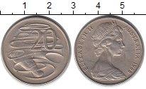 Изображение Монеты Австралия 20 центов 1968 Медно-никель XF