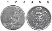 Изображение Монеты Европа Чехия 200 крон 2003 Серебро UNC