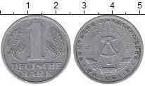 Изображение Монеты ГДР 1 марка 1956 Алюминий VF