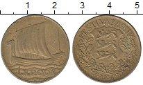 Изображение Монеты Европа Эстония 1 крона 1934 Латунь VF