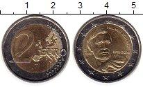 Изображение Монеты Германия 2 евро 2018 Биметалл UNC- D, 100 лет со дня ро