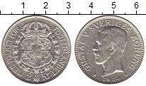Изображение Монеты Швеция 2 кроны 1934 Серебро UNC-