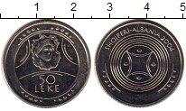 Изображение Монеты Европа Албания 50 лек 2004 Медно-никель UNC-