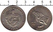 Изображение Монеты Куба 1 песо 1985 Медно-никель UNC- Сохранение дикой при