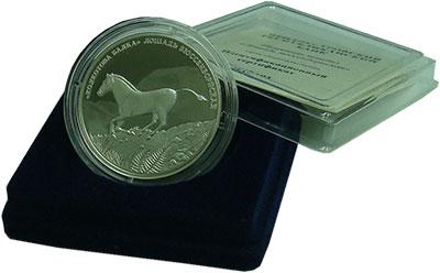 Изображение Подарочные монеты Приднестровье 5 рублей 2018 Серебро Proof