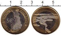 Изображение Монеты Европа Финляндия 5 евро 2018 Биметалл UNC