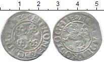 Изображение Монеты Росток 2 шиллинга 1614 Серебро VF+