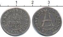 Изображение Монеты Германия Оснабрук 2 гроша 1666 Серебро VF