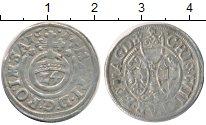 Изображение Монеты Германия Магдебург 1/24 талера 1614 Серебро VF+
