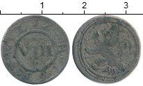 Изображение Монеты Гессен-Кассель 8 геллеров 1658 Серебро VF