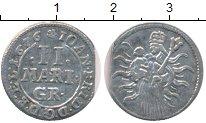 Изображение Монеты Германия Брауншвайг-Люнебург 2 марьенгроша 1676 Серебро XF-