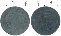 Изображение Монеты Германия : Нотгельды 10 пфеннигов 1917 Цинк XF- Позен (Современный г