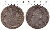 Изображение Монеты Бавария 1 талер 1792 Серебро XF- Следы юстировки