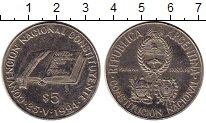 Изображение Монеты Южная Америка Аргентина 5 песо 1994 Медно-никель XF