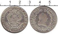 Изображение Монеты Австрия 20 крейцеров 1803 Серебро XF-