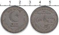 Изображение Монеты Азия Пакистан 1 рупия 1948 Медно-никель VF