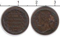 Изображение Монеты Европа Великобритания 1/3 фартинга 1876 Медь VF
