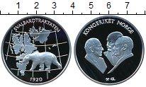 Изображение Монеты Норвегия Медаль 0 Серебро Proof