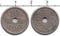 Изображение Монеты Европа Дания 10 эре 1926 Медно-никель XF