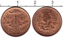 Изображение Монеты Южная Америка Колумбия 1 сентаво 1970 Бронза UNC-