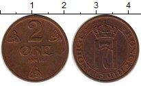 Изображение Монеты Норвегия 2 эре 1936 Бронза XF Хокон VII