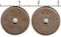Изображение Монеты Норвегия 10 эре 1926 Медно-никель XF