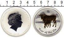 Изображение Монеты Австралия 1 доллар 2009 Серебро Proof-