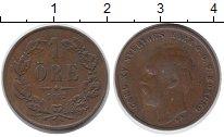 Изображение Монеты Европа Швеция 1 эре 1867 Медь XF